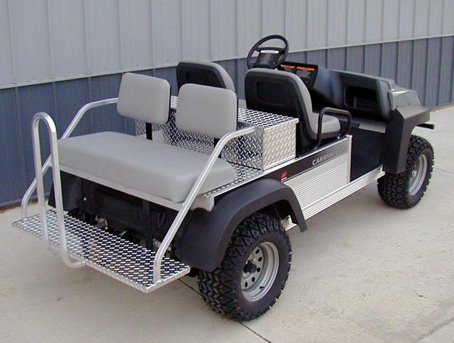 Customized Golf Carts together with Watch further Frame Only Rear Seat Will Fit E Z Go Rxv Golf Carts besides Street Legal Deluxe Remanufactured 2013 2009 Yamaha Gas Golf Cart 311748 as well E Z GO Recalls Golf Shuttle Off Road Utility Vehicles. on yamaha golf cart seats