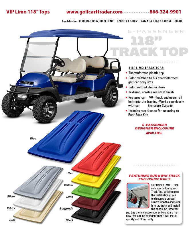 Cart Tops